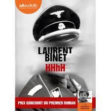 HHhH Livre audio 1 CD MP3 - Texte lu (CD) - Laurent Binet, Emmanuel  Dekoninck - Achat Livre | fnac